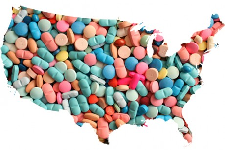 As the word of God is removed from America, dangerous drugs are filing the voids