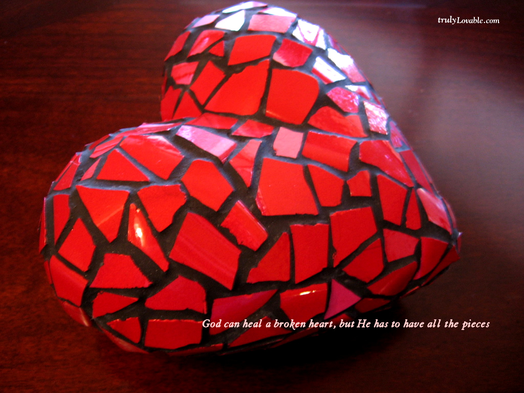 Jesus Christ Came to Heal the Brokenhearted