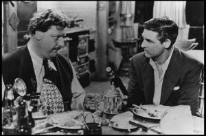 Noah and Lionel enjoy the marvelous taste of barrel cured sauerkraut
