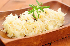 Sauerkraut - Trillions of probiotics in every mouthful!