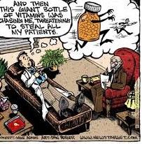 When drug company reps have nightmares