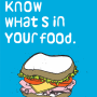 know whats in your food ed1