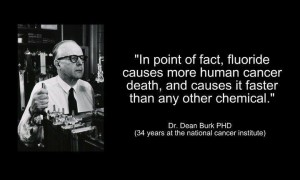 fluoridation death