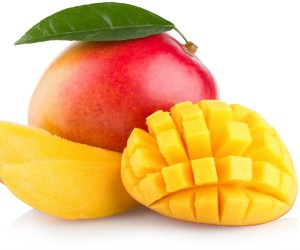 Mangoes are loaded with anti-oxidants