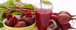 Power up with beet juice!
